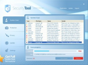 security tool 500x371 300x222 Rimuovere Security Tool, il falso AntiVirus