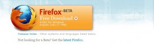 firefox 4 300x89 Mozilla Firefox 4 Beta 1: Via al download