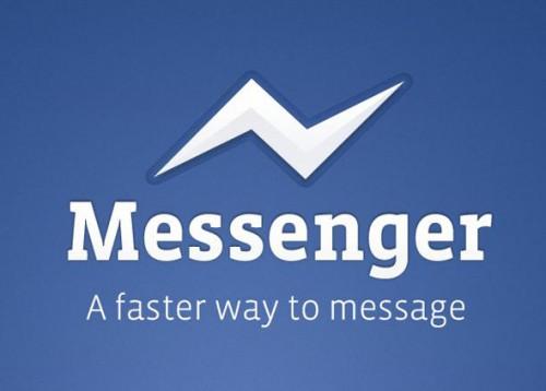 messenger facebook 500x358 Facebook Messenger: aperta la sfida a WhatsApp